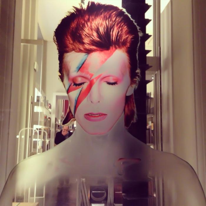 David Bowie is...